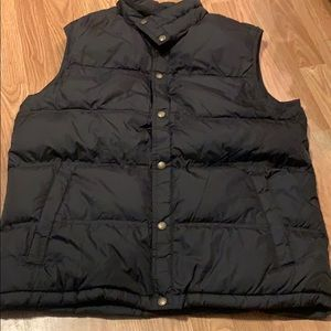 Lands'End Puffer Down Vest